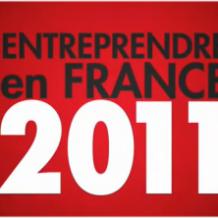 Comment se porte la création d'entreprise en France en 2011 ?